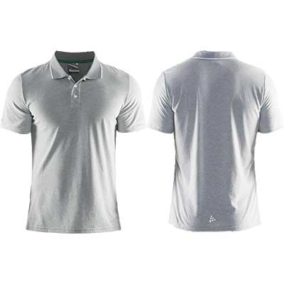 Craft - In-The-Zone Pique Polo Shirt, Herren