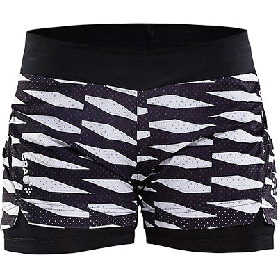 Craft - Breakaway 2-in-1 Short, Damen