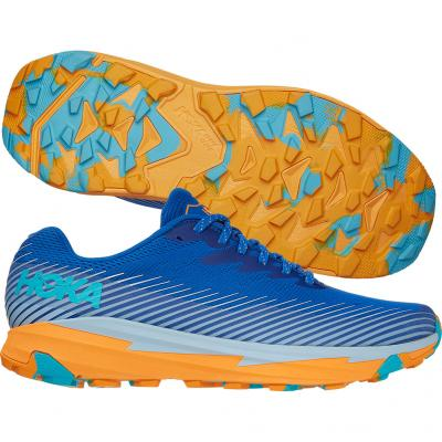 Hoka One One - Torrent 2, Herren - blau/orange