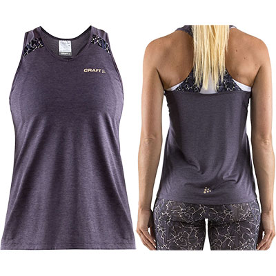 Craft - Pulse Singlet, Damen
