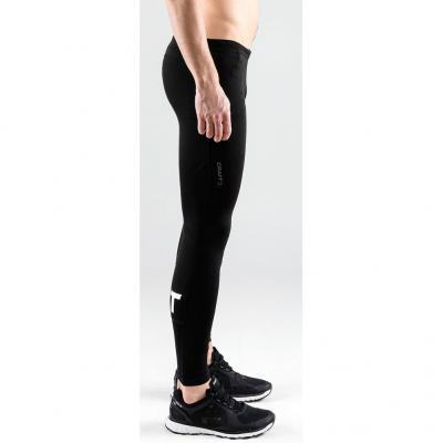 Seitenansicht  von der Craft Eaze Tight Herren in black/white