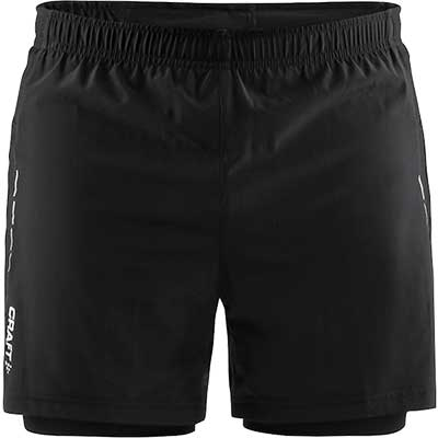 Craft - Essential 2-in-1 Short, Herren