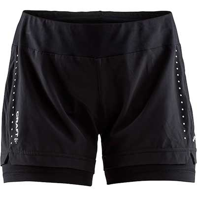Craft - Essential 2 in 1 Short, Damen
