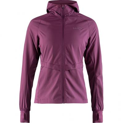 Craft - Urban Run Hood Jacke, Damen