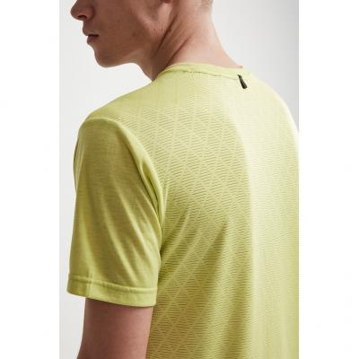 Detail Craft Charge SS Tee Herren in Farbe lime-melange
