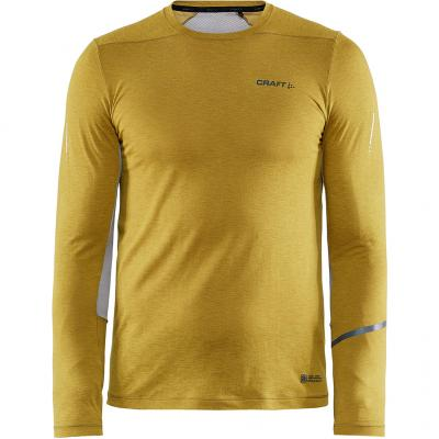 Craft - Subz LS Wool Tee, Herren