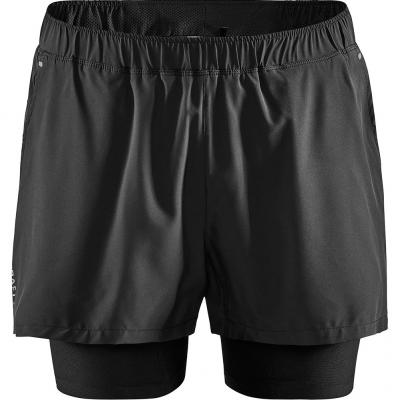 Craft - ADV Essence 2-in-1 Stretch Short, Herren