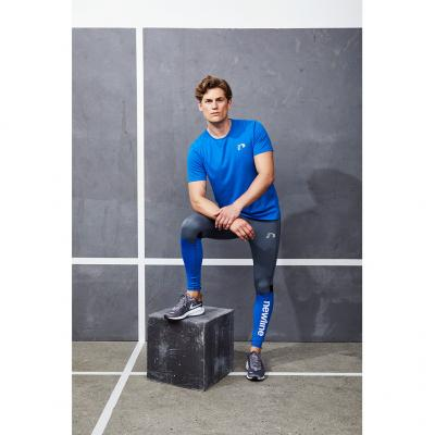 Newline Performance Tight Herren in der Farbe skydiver/turbulence