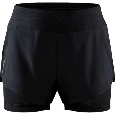 Craft - ADV Essence 2-in-1 Stretch Short, Damen