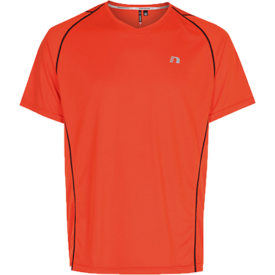 Newline - Base Coolskin Tee, Herren - orange