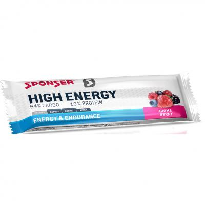 Sponser - High Energy Bar