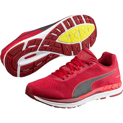 Puma - Speed 600 S Ignite, Herren - dahlia rot
