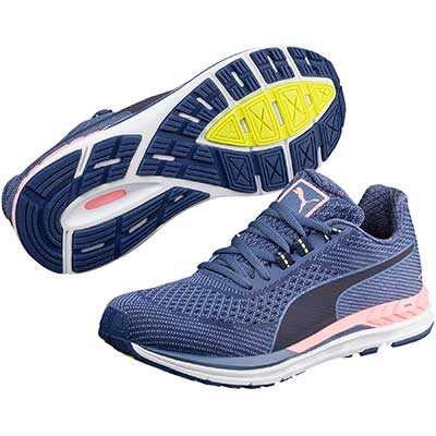 Puma - Speed 600 S Ignite, Damen - blau/peacot