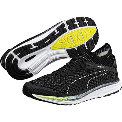 Puma - Speed Ignite Netfit 2, Herren - schwarz