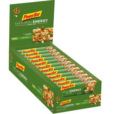 PowerBar - Natural Energy Cereal Box
