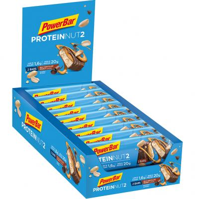 PowerBar - Protein Nut 2 Box