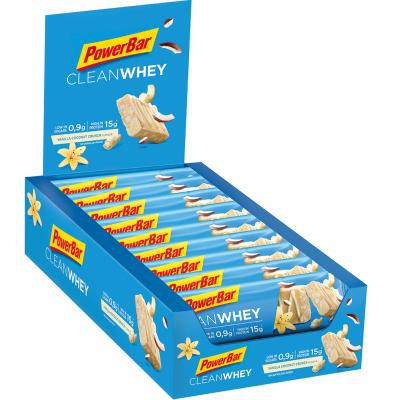 PowerBar - Clean Whey Box