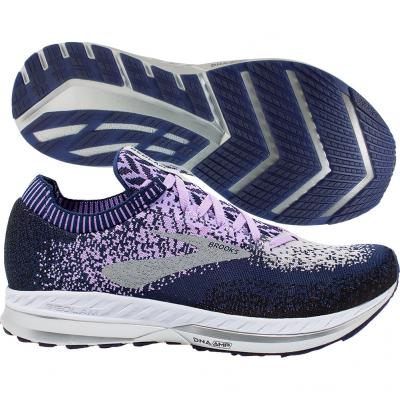 Brooks - Bedlam, Damen - lila/blau