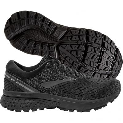 Brooks - Ghost 11, Damen - schwarz