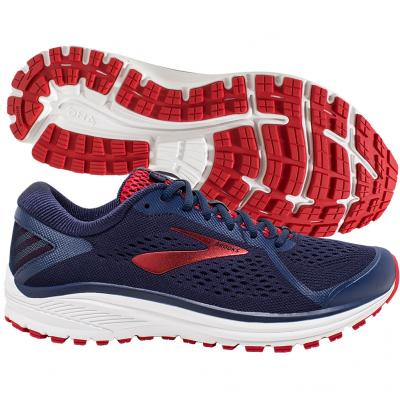 Brooks - Aduro 6 - navy/rot