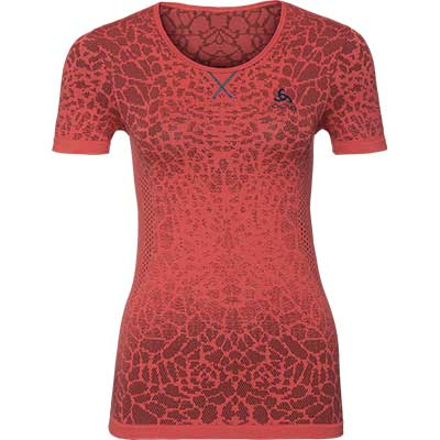 Odlo - Evolution Light Blackcomb T-Shirt, Damen
