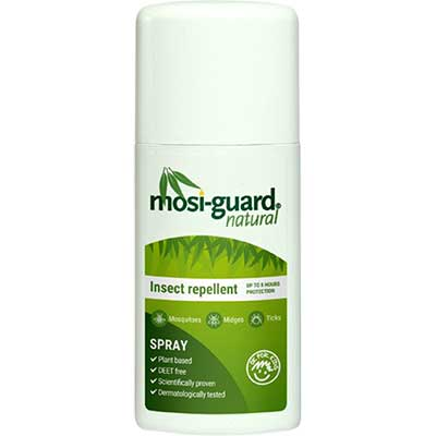 Mousti - Natural Spray
