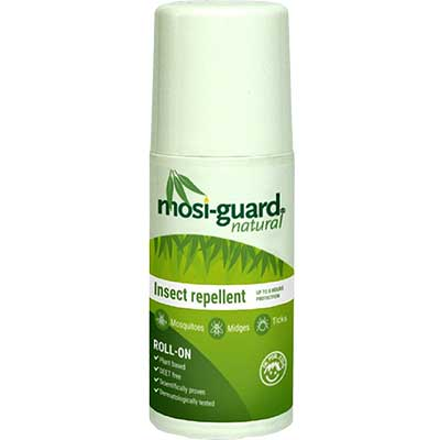 Mousti - Natural Roll-On