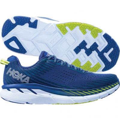 Hoka One One - Clifton 5 - blau/weiss