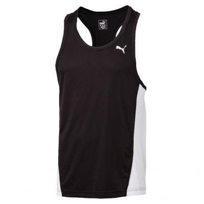 Puma - Cross The Line Singlet, Herren