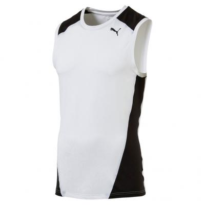 Puma - Cross The Line Sleeveless Top, Herren