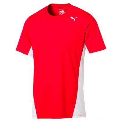 Puma - Cross The Line Tee, Herren