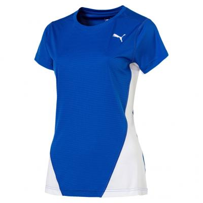 Puma - Cross The Line Tee, Damen