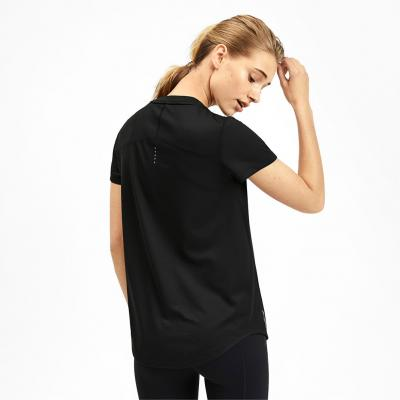Puma Ignite Shortsleeve Tee Damen in der Farbe puma black