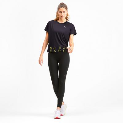 Puma Ignite Long Tight Damen in der Farbe puma black