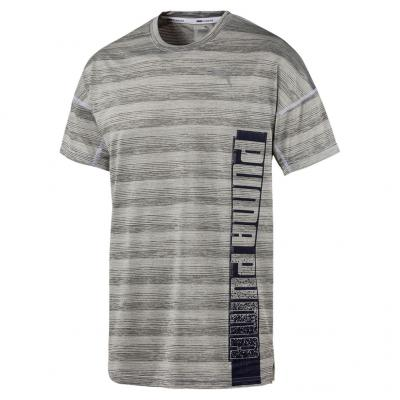Puma - LastLap Heather Tee, Herren