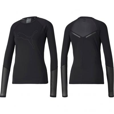 Puma - Runner ID Long Sleeve, Damen