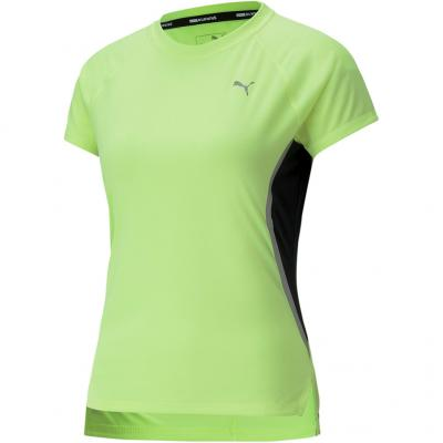 Puma - Run Laser Cat SS Tee, Damen