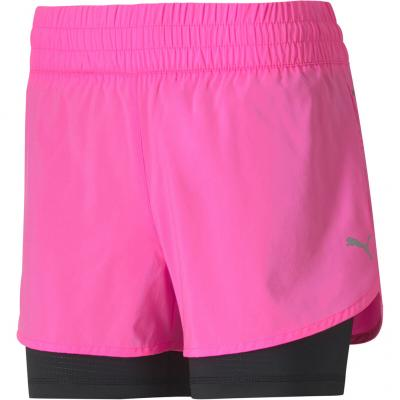 Puma - Run Favourite Woven 2in1 Short, Damen