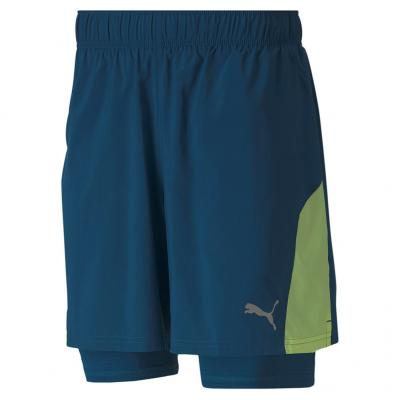 Puma - Run Favourite Woven 2in1 7 Short, Herren