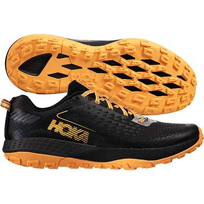 Hoka One One - Speed Instinct 2, Herren - schwarz/orange