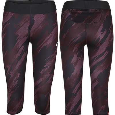 Newline - Imotion Printed Knee Tight, Damen