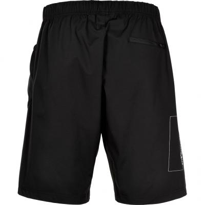 Rückansicht von der Newline Stretch Short Herren in black