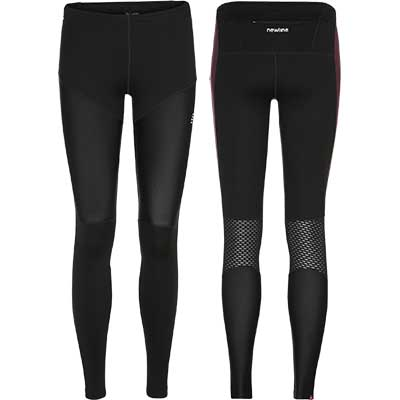 Newline - Black Iconic Power Tight, Damen