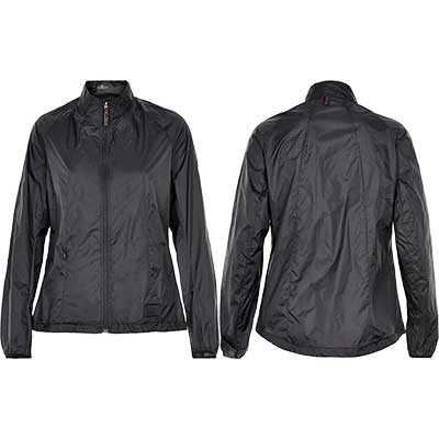 Newline - Black Windshield Jacke, Damen