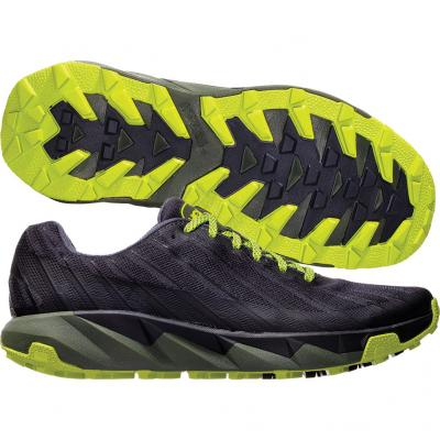Hoka One One - Torrent - schwarz/gelb