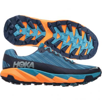 Hoka One One - Torrent - blau/orange