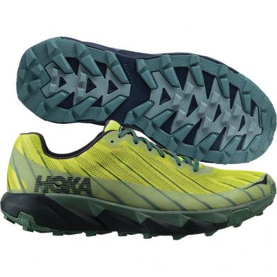 Hoka One One - Torrent - gelb/grau