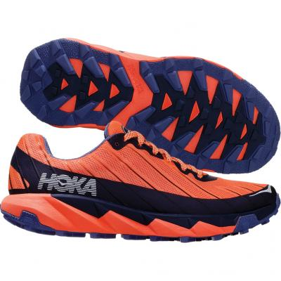 Hoka One One - Torrent, Damen - orange/lila