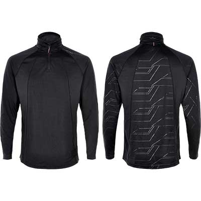 Newline - Black Jumpmaster Warm Shirt, Herren