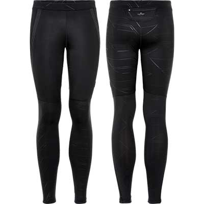 Newline - Black Warm Wiper Tight, Herren